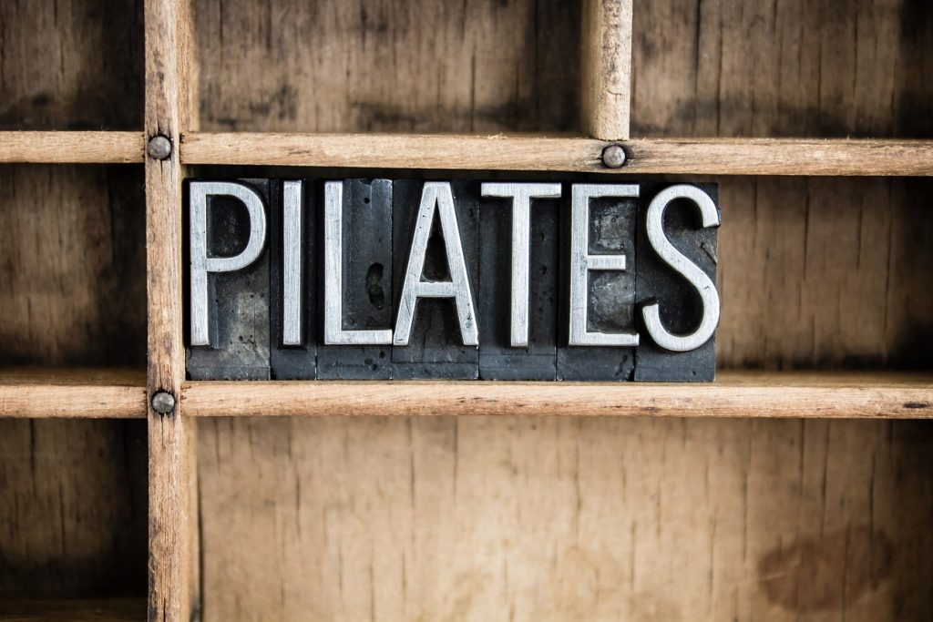 Pilates with Lynda By the Shore