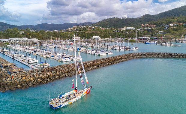 Save The Date: The Whitsundays Clipper Race Carnival is back!