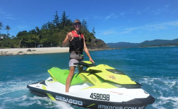 Whitsunday Jetski Tours reopens to offer first tourism experience!