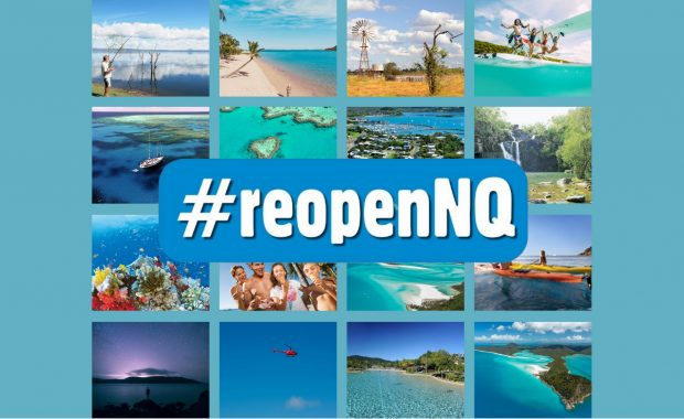 North Queensland Tourism Industry campaign