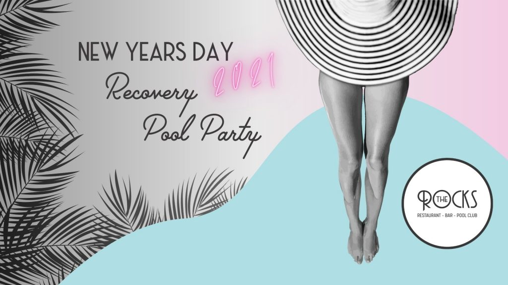 New years Day Pool Party