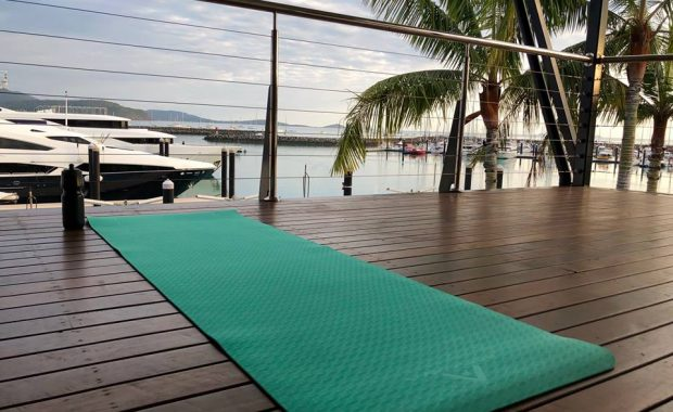 Pilates by the Shore