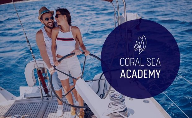 Introducing the Coral Sea Academy for 2021